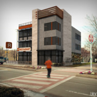 New Broad Ripple Mixed Use Structure Proposed
