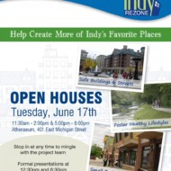 Indy Rezone Open House