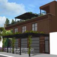 New Proposed 2-Story Commercial Building in Meridian Kessler