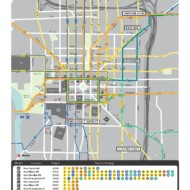IndyGo's Frequency Maps