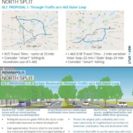 INDOT Proposes a Devastating Blow to Downtown Neighborhoods (Edited)