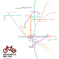 Untold Indy's Bike Map