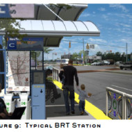 Blue Line Recommended Alternatives Accepted