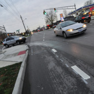 Measured Progress: Bike Lanes on Broad Ripple Ave