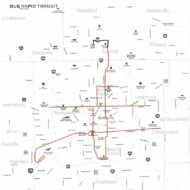 BRT and what it might look like in Indy