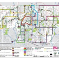 Multimodal Study Prioritizes Transit Based Development in Carmel