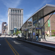 Station Design & Service Q's for Washington Street BRT