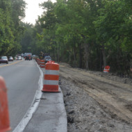Fall Creek Trail Extension – Construction Update 4