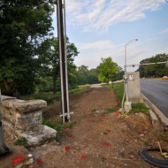 Fall Creek Trail Extension – Construction Update 3