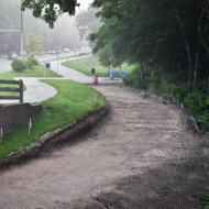 Fall Creek Trail Extension – Construction Update 2