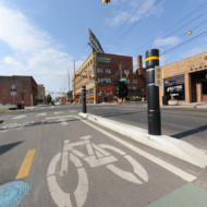 Bike Lanes that AREN'T happening in Indy