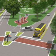 Midtown Indy Complete Streets Project Plans