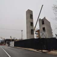 Broad Ripple Mixed Use Structure Construction Update