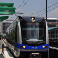A ride on Charlotte's Lynx Blue Line