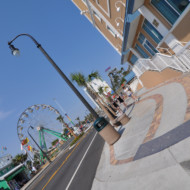Myrtle Beach & its focus on Walkability