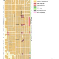 Meridian Kessler's Updated Zoning Plan