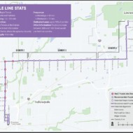 Indygo Purple Line Public Meetings Scheduled