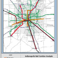 Indy MPO report explores regional freight and passenger rail traffic