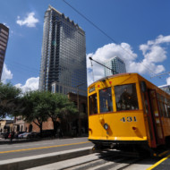 A Ride on Tampa's TECO Streetcar