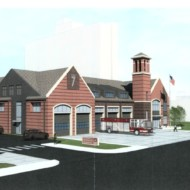 Downtown Fire Station Proposal